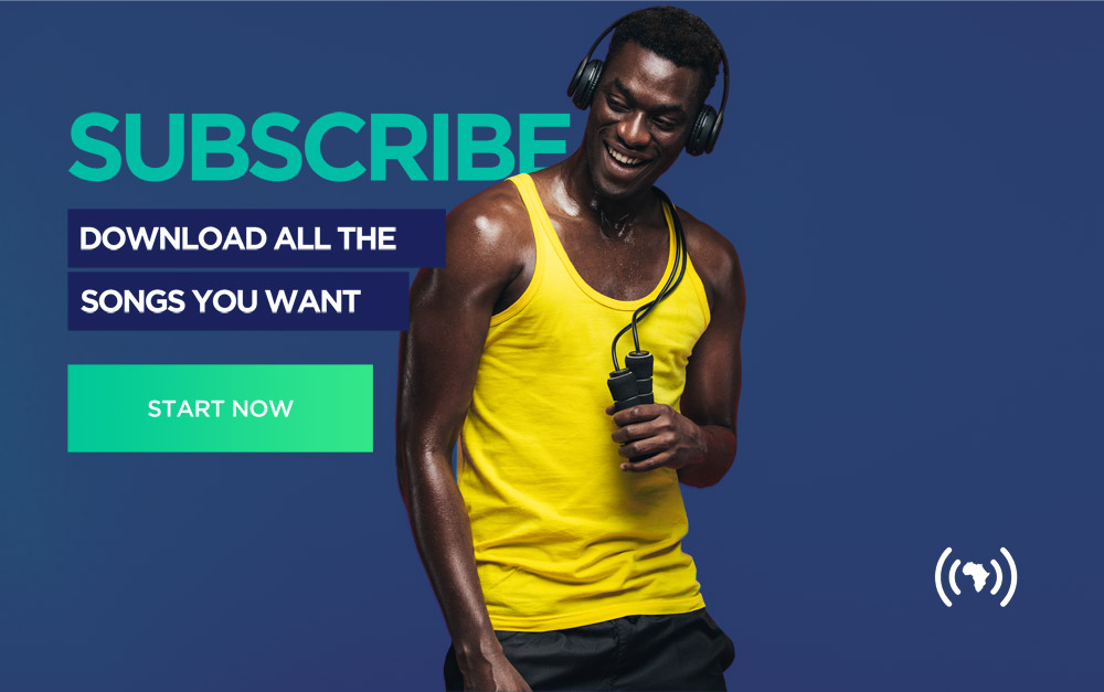 Google Ad campaign for Nigerian client, MyMusi Africa