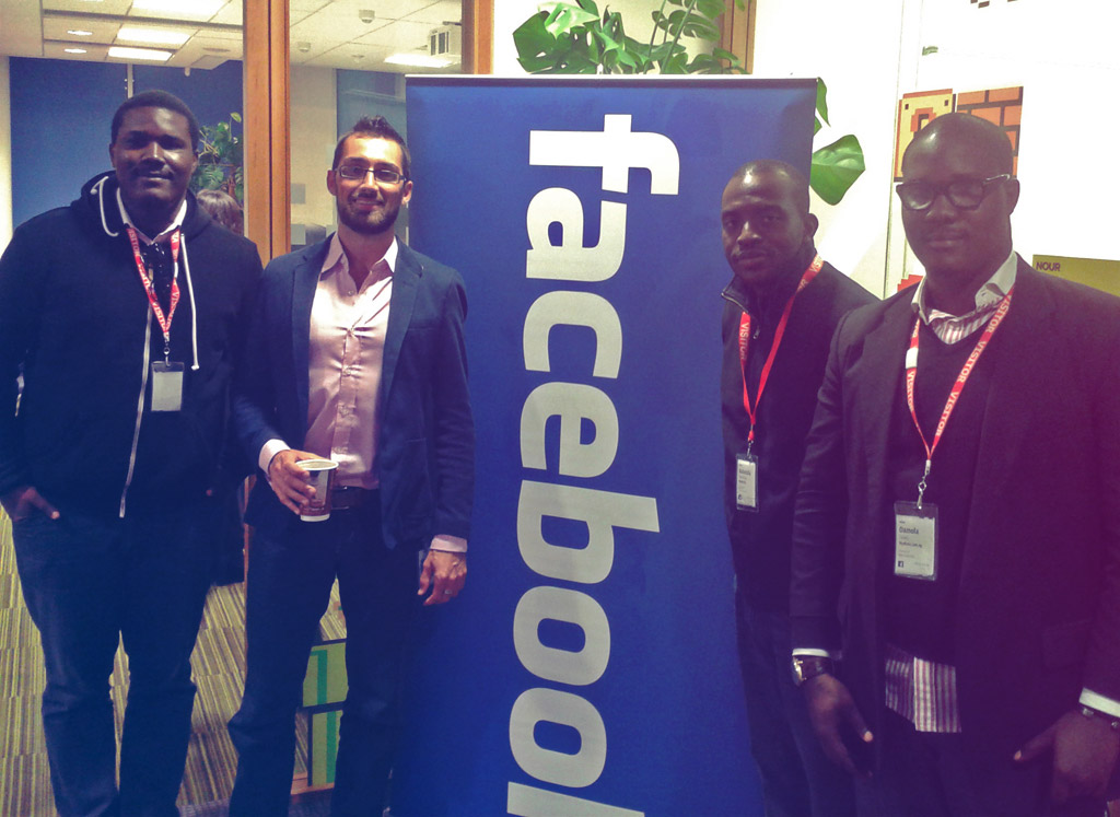 Unotech Digital Agency Foundes at Facebook HQ Dublin